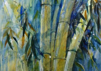 Bambus 30x39 cm