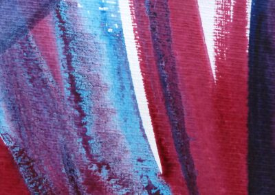 Farbspuren 18x24 cm