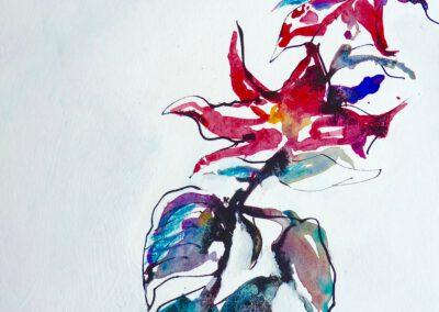 Florales 2 23x32 cm