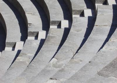 H.P. Götze: In der Arena