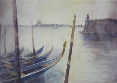 Venedig 55x36 cm